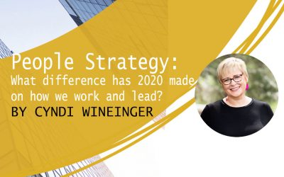 People Strategy: What difference has 2020 made on how we work and lead