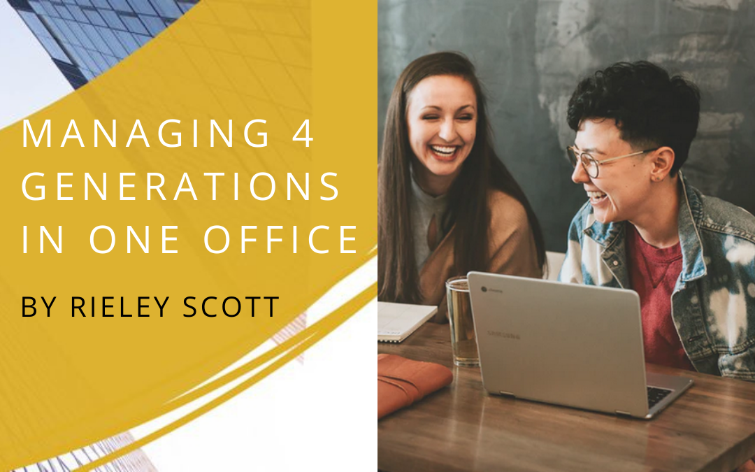 Managing Four Generations in One Office